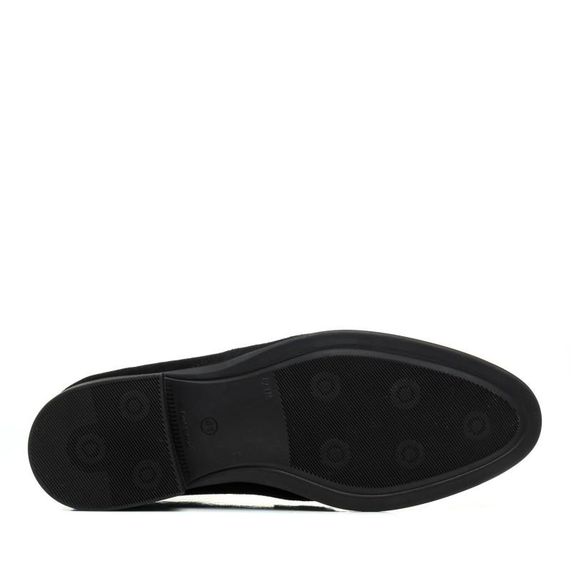 Туфлі чоловічі замшеві Zlett