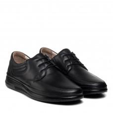 Туфли мужские кожаные на шнуровке VOYAGER