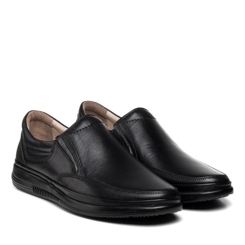 Туфлі чоловічі шкіряні комфортні VOYAGER