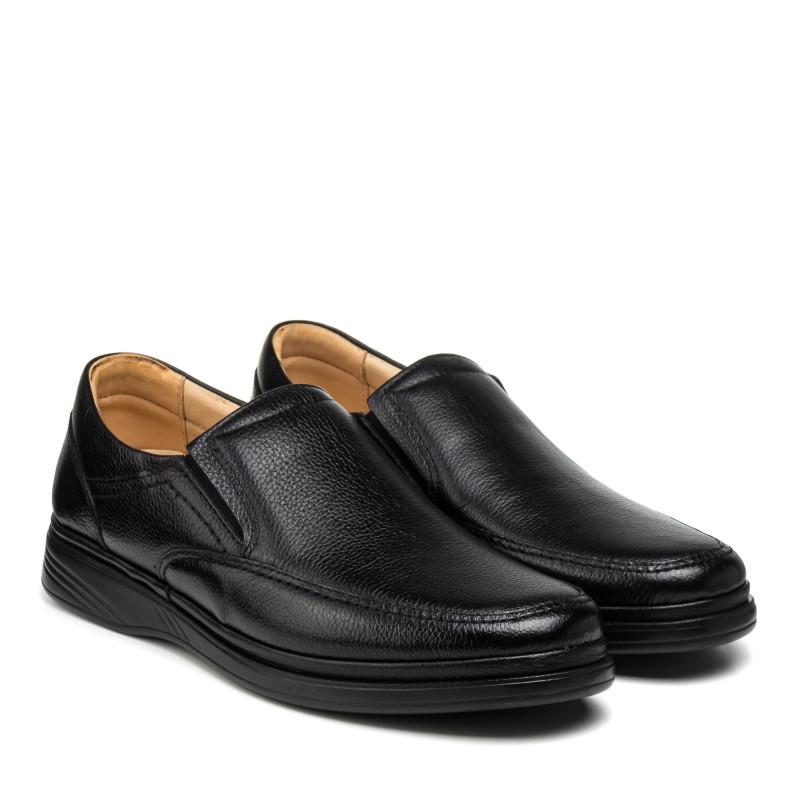 Туфлі чоловічі шкіряні літні DETECTOR