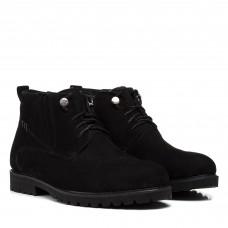 Ботинки мужские замшевые классические Dan-shoes