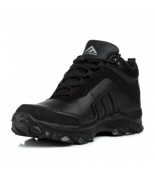 Кросівки чоловічі шкіряні зимові повсякденні Extrem