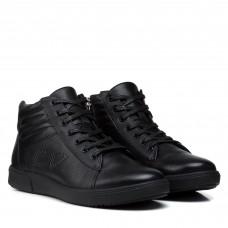 Ботинки мужские кожаные зимние Corsovito