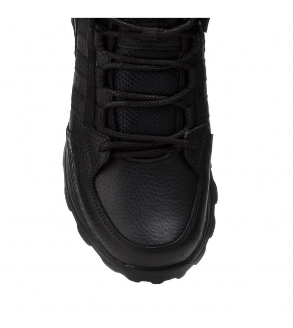 Черевики чоловічі шкіряні чорні спортивні Extrem