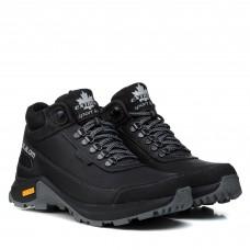 Ботинки мужские кожаные спортивные Extrem