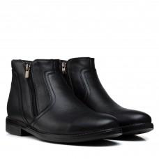 Ботинки мужские кожаные классические Zlett