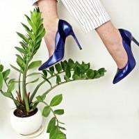 На висоті: трендові туфлі на підборах сезону весна-літо 2020