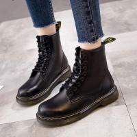 Женские ботинки в мужском стиле - тренды casual в ее буднях