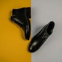 Кожание ботинки - Удачная покупка в интернет магазине обуви Маріго
