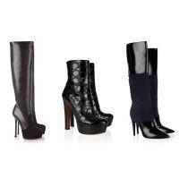 Кожаные или замшевые женские ботинки – что лучше?